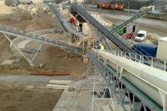 KH Mineral  Linia do recyklingu betonu Paryż